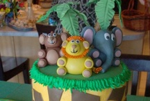 ideas for a safari party. / Why not start planning for the next party. We already know what the theme will be! / by Kym Piez