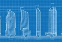 architectural drawings & models / by Ariel Lopez