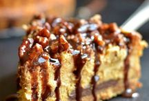 decadent desserts. / Because it's so good to finish on a sweet note. / by Kym Piez