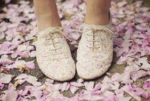 If the shoe fits, wear it! / by Annie Wilkinson