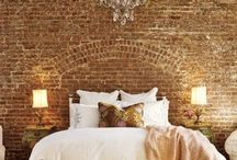 rooms to sleep in. / Gorgeous inspirational ideas for feminine rooms. / by Kym Piez