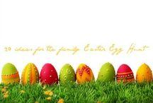 easter goodness. / Because I love long weekends with lots of chocolate. / by Kym Piez
