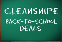 Back-to-School Made Easy / by Clean Snipe