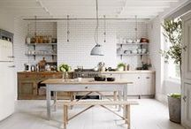 ~  dream kitchen  ~ / by a.d.sanford I foolproof living