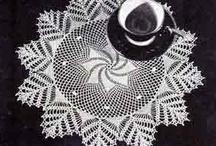 Crochet, Knitting & Doilies / by Pattie Kelley Fuller