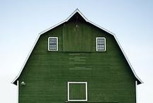 Barns and Out-Buildings / In the country, you can't get enough Barns and Out-Buildings