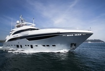 #SUPERYACHT / A collection of the best MEGA and SUPERYACHTS