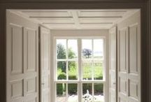Wainscoting, Woodwork / Wall Paneling and Wainscoting