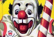 BIG TOP / Circus / by Mark Denton
