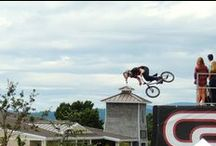 Extreme Skateboarding & BMX Bikes / #lopezIsland hosted the Retreat on August 17th 2013, a world class EVENT showcasing X-treme athletes! Here are some images...I was there. #TheRtetreat2013 #Skatelite #LopezIsland