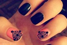 Nail Ideas / by Hannah Price