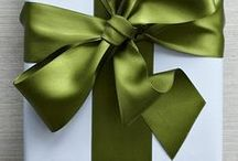 Gift Wrap and Envelopes / Pretty packages and envelopes are often almost as good as the prize inside! I have a soft spot for Kraft and Butcher #Paper.