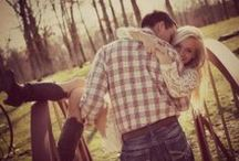 Engagement Pictures / by Hannah Price