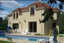 Les réalisations du Groupe Diogo Fernandes / Retrouvez des exemples de réalisations de maisons individuelles par le Groupe Diogo Fernandes : www.diogo.fr