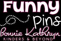 Funny / Welcome to Bonnie Kathryn Kinders & Beyond Funny board. Well... just because we all need a laugh. Find more at bonniekathryn.com