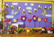 Bulletin Boards / Bulletin Board ideas from Bonnie Kathryn Kinders and Beyond
