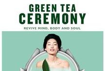 Fresh FUJI Green Tea™ / Revive your mind and cleanse your body with the revitalising Fuji Green Tea™ body range, infused with pure green tea from the Mount Fuji region of Japan. http://bit.ly/1HgmqkD