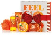 Citrussy Satsuma / A zesty and invigorating bath and body range to tantalise your bath and shower regime.