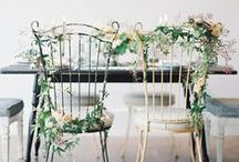 Table Setting Ideas / inspiration for beautiful table settings and gatherings