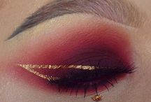 Beauty | Eyes / A board for all my favourite eye makeup looks for inspiration and ideas.