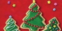 Christmas / Christmas foods and treats.