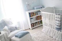 cute nursery & kids rooms