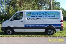 Spotted Around Town / Air On Demand has a strong local presence. Check out image from our advertisements, banners and signs!
