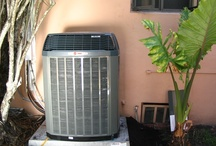 """Trane Systems / Here are some Trane systems that offer or have installed in the Miami area. """"It's Hard To Stop A Trane"""""""