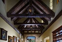 Looking Up (Ceilings, Lighting & Such) / #Ceiling Design