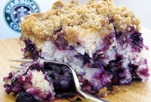 Blueberry Recipes / I have a blueberry farm and I am always looking for recipes for my customers.  / by Sandra Fields Graham
