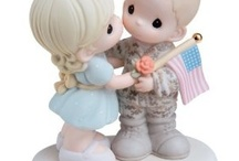 Precious Moments Figurines / by Sandra Fields Graham
