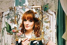Florence Fucking Welch / by Megan Belcher