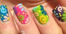 2013 June Nail Art Challenge