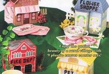 Plastic Canvas Books I would like to have / by Sandra Fields Graham