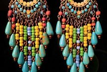 Earrings and Necklaces / by Lynn Joseph