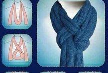 ♥ Tücher binden! ♥