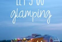 GLAMPING. / Anything to do with camping, stargazing and backyard sleepovers!!!!!