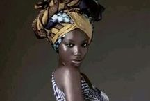The African Flavour / Style and Inspiration from the MotherLand. Colour.Fabrics.Silhouettes.Prints.Shapes