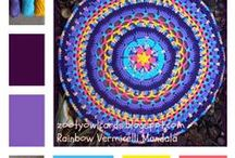 Mandala & Doilys / by Jennifer Johnson