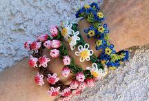 Rainbow Loom bracelets / Rainbow loom