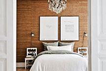 bedroom, sleeping