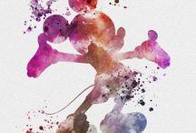 Art❤ / Expanding the imaginations!