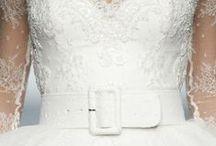 DETALLE NOVIAS / Cada detalle en el vestido de novia es único