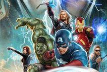 #Heros #Avengers #Marvel