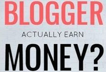 blogging and money making / How to earn by your blog