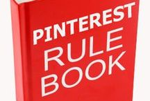 Pinterest - tips and tricks for bloggers and small business / How to use Pinterest to generate traffic to your blog or market your business, how to  gain more Pinterest followers and much more