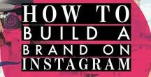 instagram - tips and tricks for bloggers and small business / How to use Instagram to generate traffic to your blog or market your business, how to  gain more Instagram followers and much more