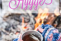 hygge lifestyle / all you need for hygge life and hygge home
