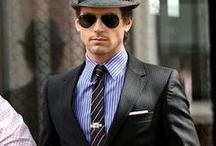 Formal Outfit with Hats / Hats may give you formal outfit. Here you can find formal fashion and styles by hats