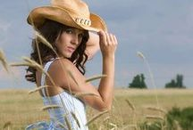 Fashion With Country Hat